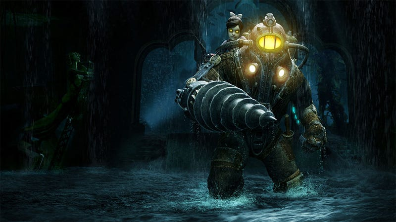 Illustration for article titled Good Guy BioShock Updates Old PC Game, Makes It Better