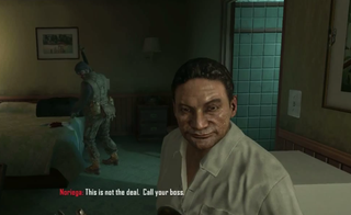 Illustration for article titled Former Dictator Manuel Noriega Is Suing Over Call of Duty