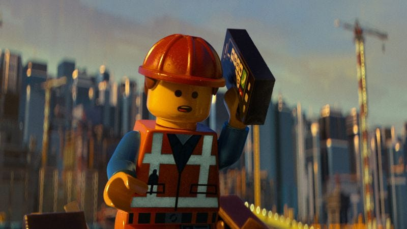 Illustration for article titled Why The Lego Movie is the perfect piece of product placement