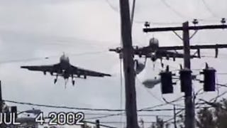 These EA-6Bs Made An Insanely Low July 4th Flyover