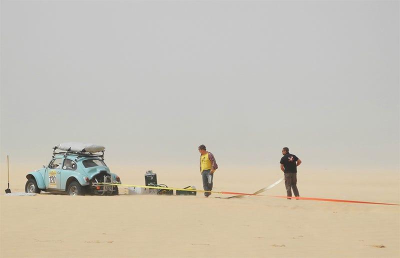 Looks like... fun? (Photo Credit: Baja 4000)