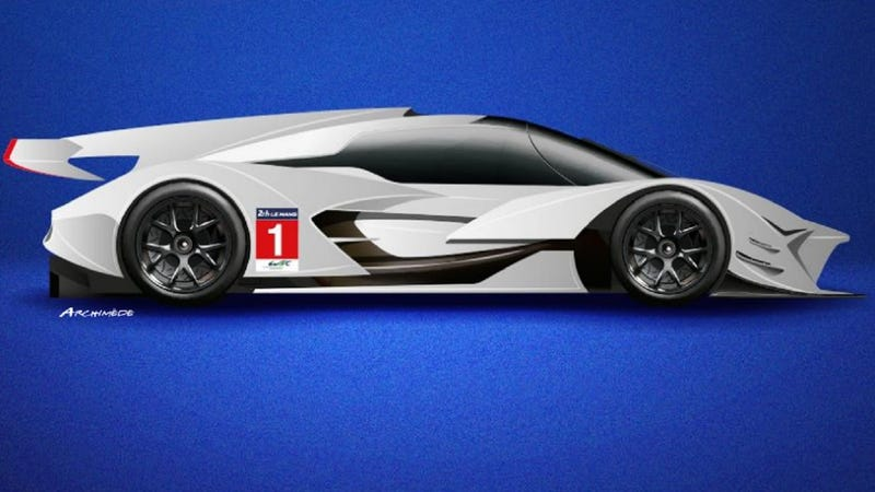 Illustration for article titled The New Le Mans Prototype Rule Book Looks More Like Spec Racer Than Premier Class