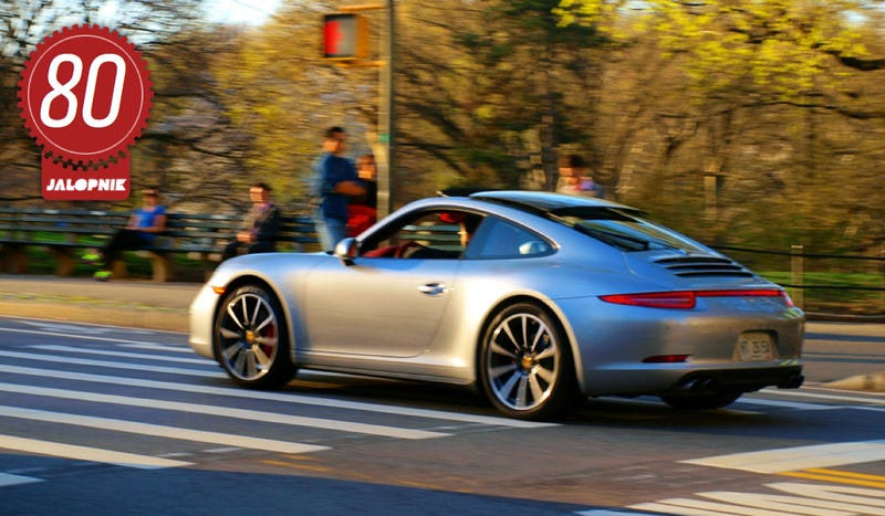 Illustration for article titled 2013 Porsche 911 Carrera 4S: The Jalopnik Review