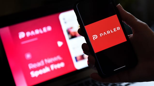 Parler s Ex-CEO Sues, Claims He Was Told His Shares Were Only Worth Three Buckaroos