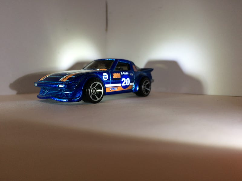 Illustration for article titled Custom HW Mazda RX-7