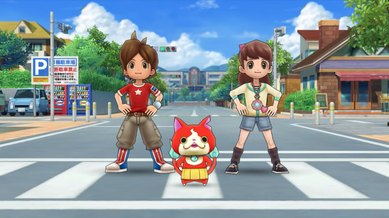 Illustration for article titled Pokémon's Former Rival Yokai Watch Is Having A Terrible Time In Japan