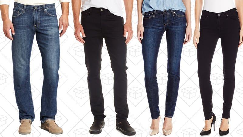Put on Some New Pants With Amazon's One-Day Premium Denim Sale