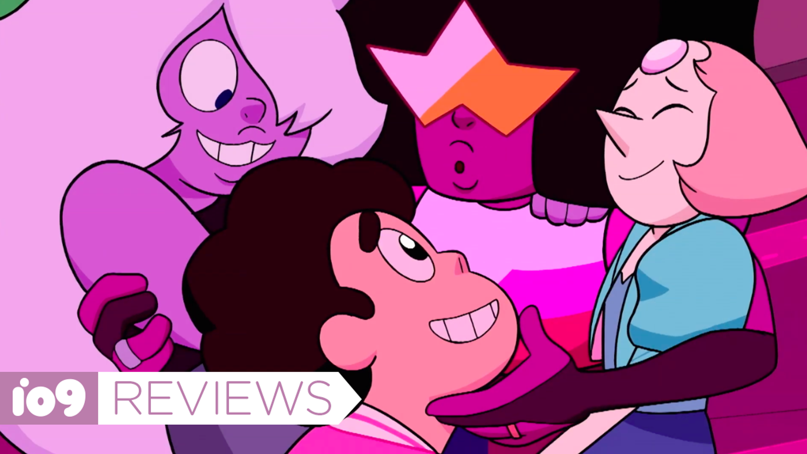 Steven Universe: The Movie Is a Mindblowingly Heartfelt, Musical Masterpiece