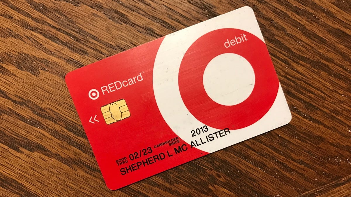 Sign Up For a Free Target REDCard, Get a $40 Coupon On Your Next $40 Purchase