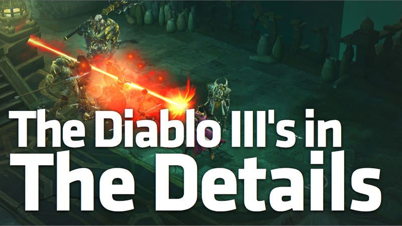 Illustration for article titled Digging Into Diablo III's Beta and Player-Paid Auction House