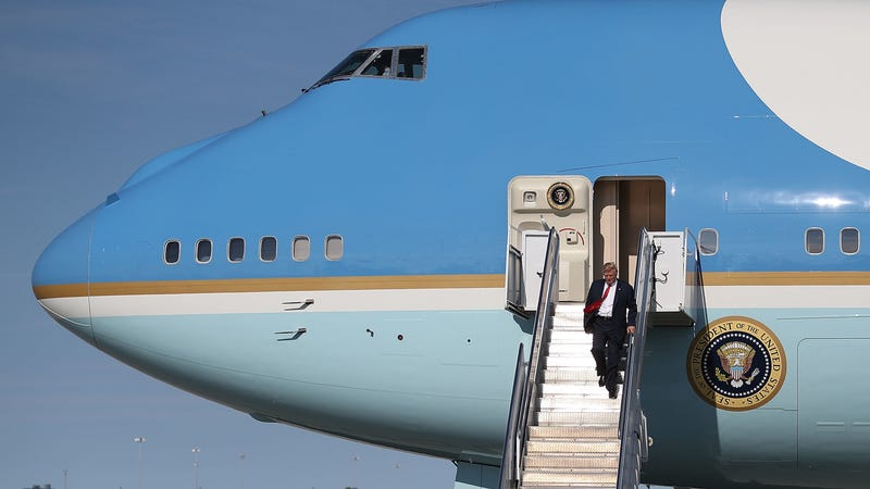 Boeing, US Air Force Confirm New Air Force One Negotiations