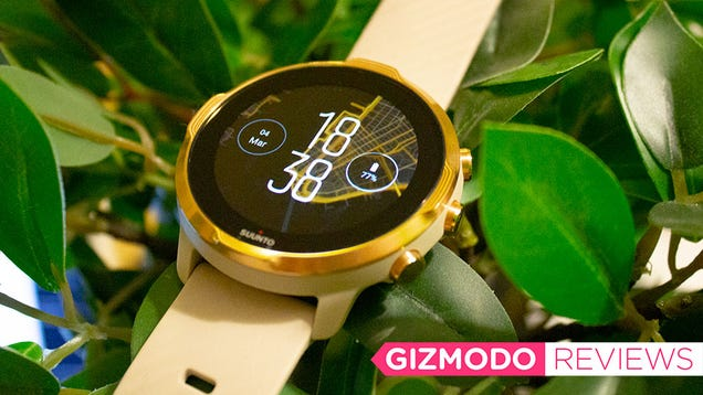 Finally, a Wear OS Smartwatch I Don t Absolutely Hate