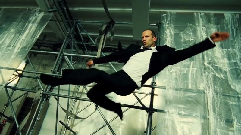 Jason Statham (Image: 20th Century Fox)