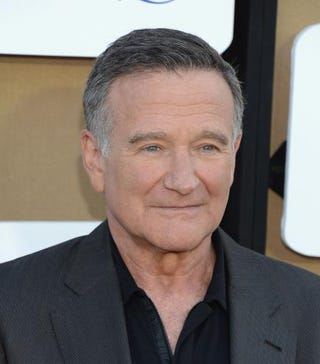 Robin Williams in 2013Jason Kempin/Getty Images
