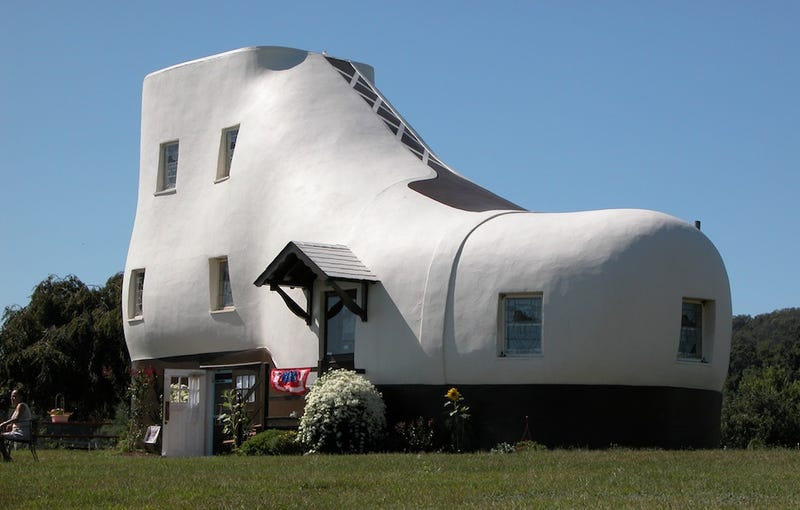 Edificios con diseos tan extraos que parecen imposibles