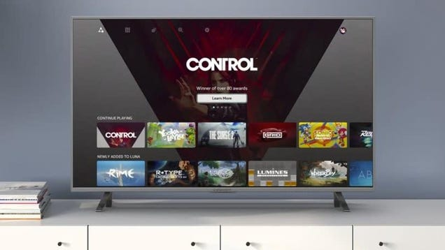 Amazon Luna Is Stadia and Microsoft s Newest Cloud Gaming Competitor