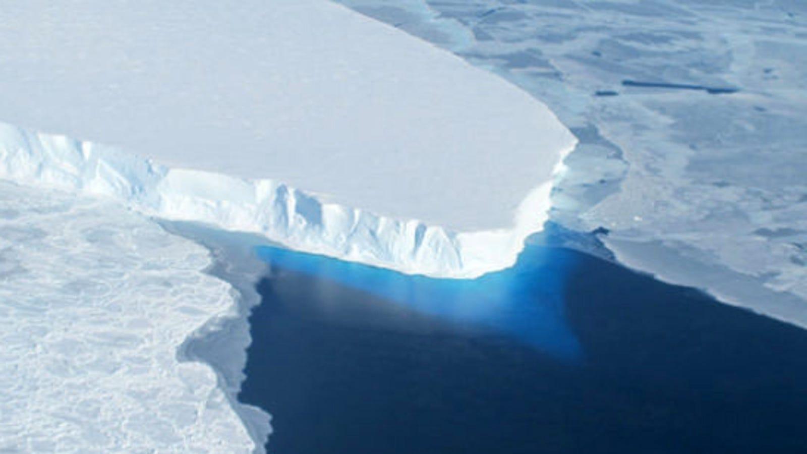 El hielo de la Antártida ha comenzado a fundirse irreversiblemente
