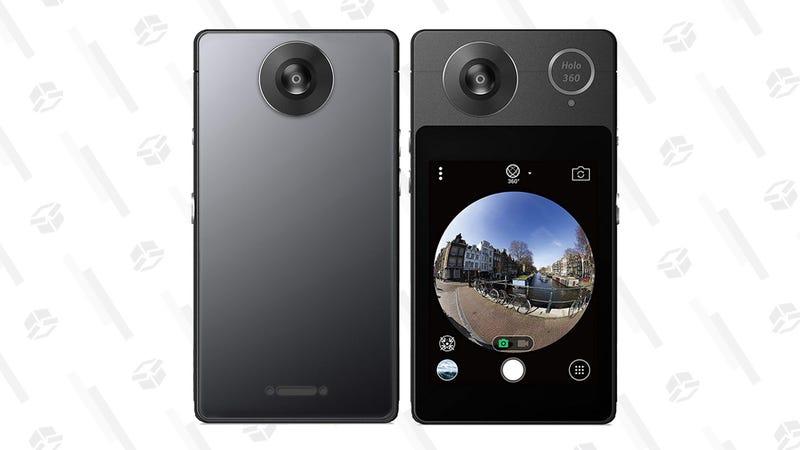 Acer Holo360 4K 360 Degree Camera | $50 | Acer