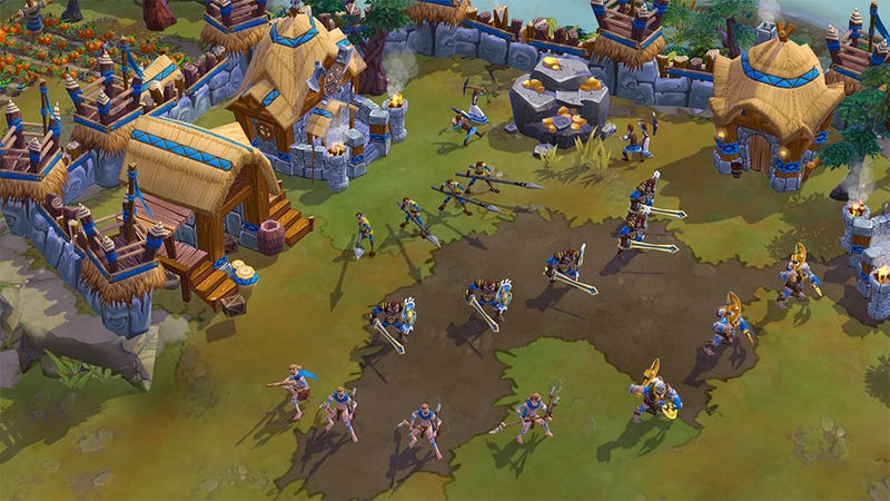 Illustration for article titled Microsoft llevará el popular juego Age of Empires a iOS y Android
