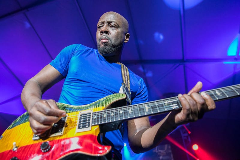 Wyclef Jean (Scott Legato/Getty Images for WeWork)