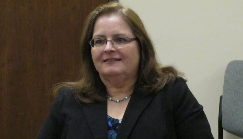 Cheryl Sullenger in 2014. Photo via AP