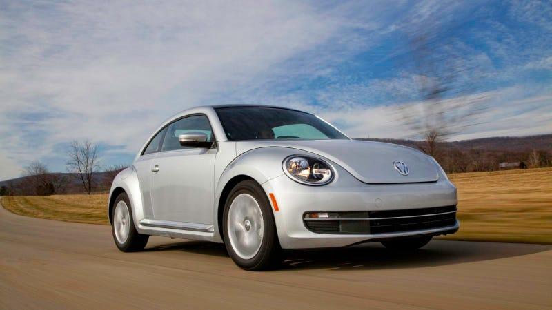 Illustration for article titled 2013 Volkswagen Beetle TDI: A Diesel Coupe For Menfolk