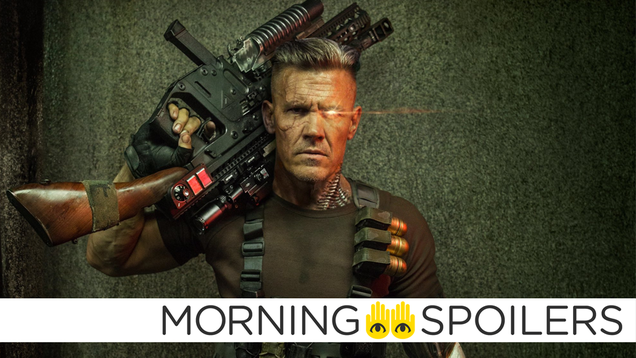 Could Cable s Outfit Tease the Appearance of Another Major Mutant in Deadpool 2?