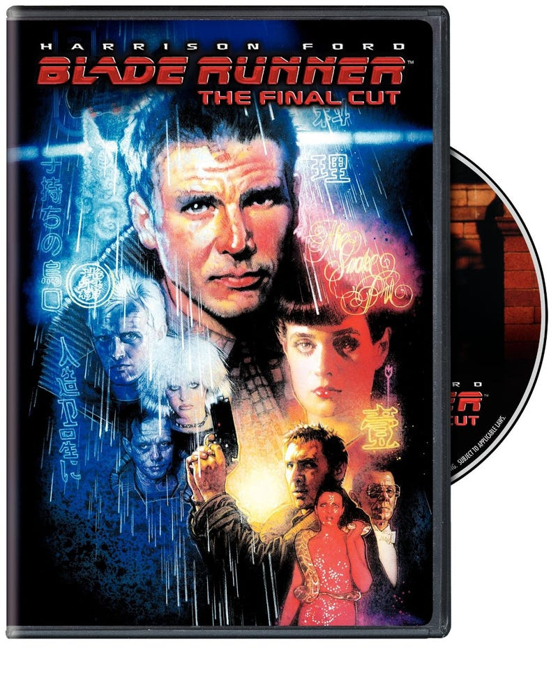 Illustration for article titled 1-Star Reviews: Blade Runner