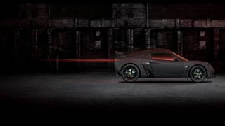 Illustration for article titled Lotus mourns death of fun with Matte Black final Exige