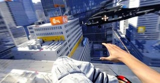 """Illustration for article titled EA CEO: Mirror's Edge """"Deserves To Come Back,"""" Design At Crossroads"""
