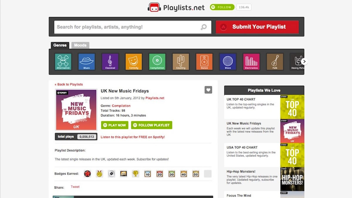 Five Best Ways to Share Playlists
