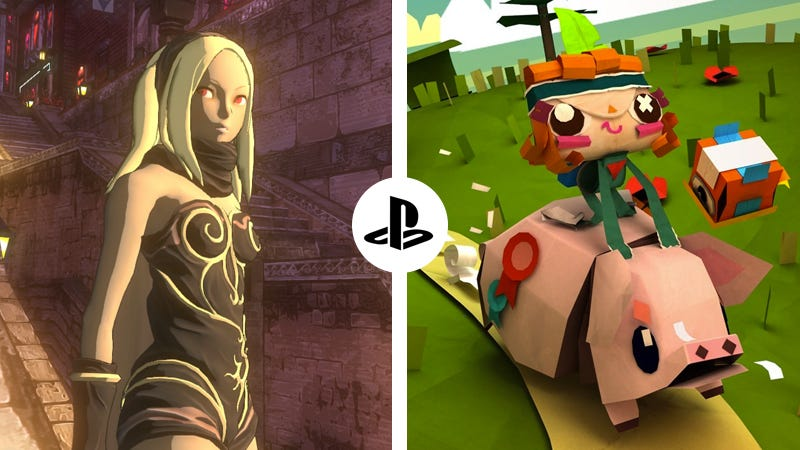 Illustration for article titled Vita 'Exclusives' Are My Favorite Part Of The PlayStation 4
