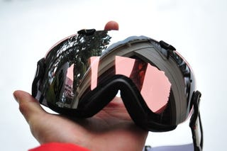 Illustration for article titled Smith Optics I/OS Interchangeable Snow Goggles: Snowmodo Review