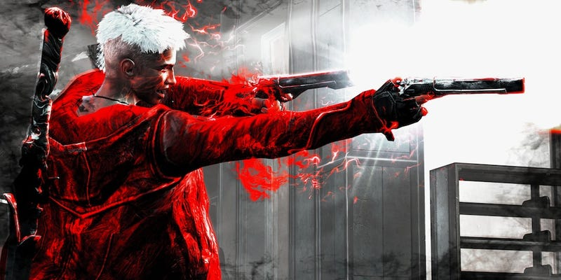 Illustration for article titled Devil May Cry, Looking Better Than Ever