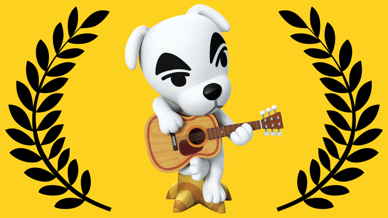 Illustration for article titled K.K. Slider Is The Most Influential Musician Of Our Generation
