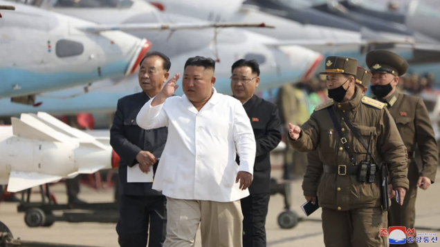 North Korea Test-Fires Cruise Missiles Just to Heighten Everyone s Anxiety Right Now