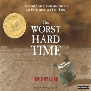 The Worst Hard Time Quotes