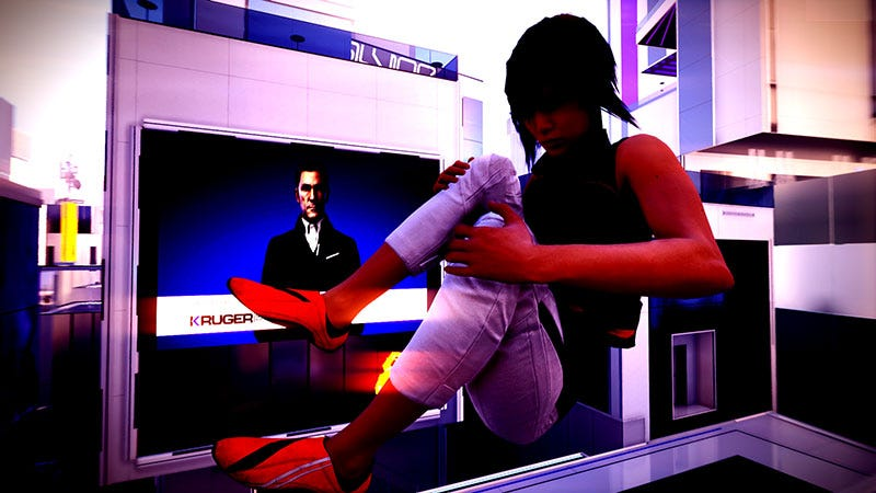 mirrors edge catalyst nackt