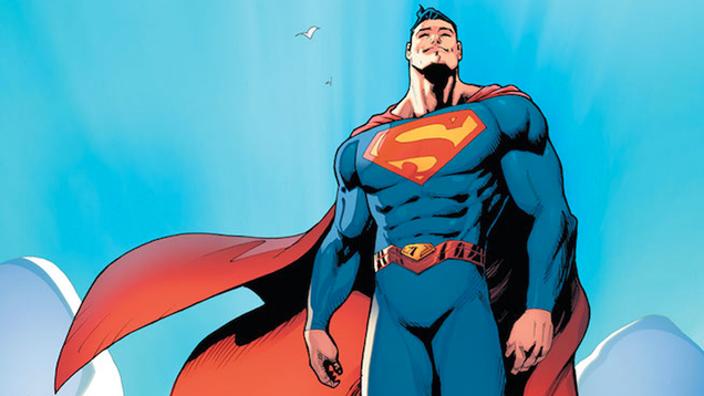 superman is getting a new outfit that is basically the same outfit but better