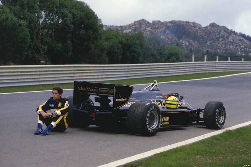 Illustration for article titled Why I am a Senna Fan
