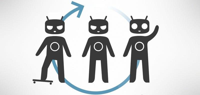 Illustration for article titled Por qué Cyanogen puede poner en serios aprietos a Android