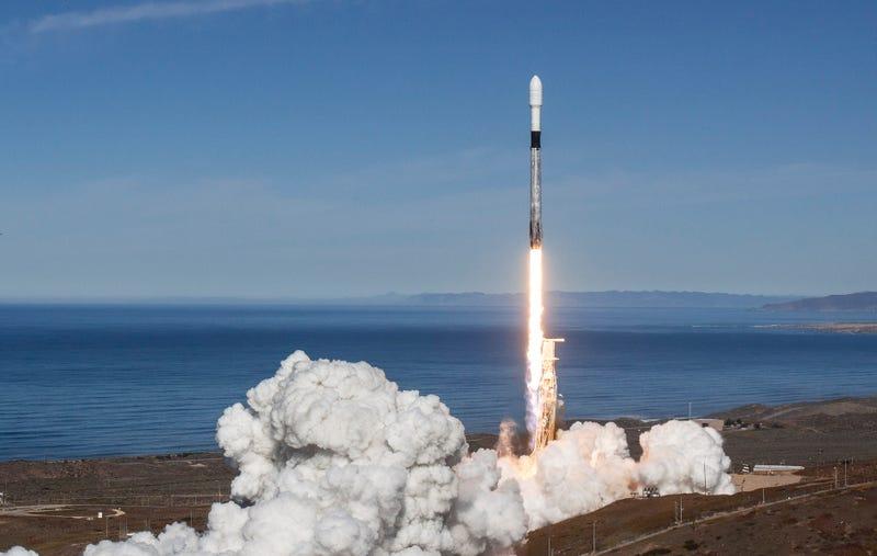 Lanzamiento de la misión Spaceflight SSO–A.