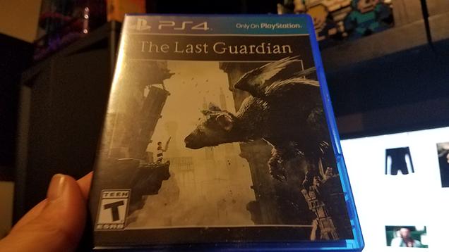 the last guardian the kotaku review