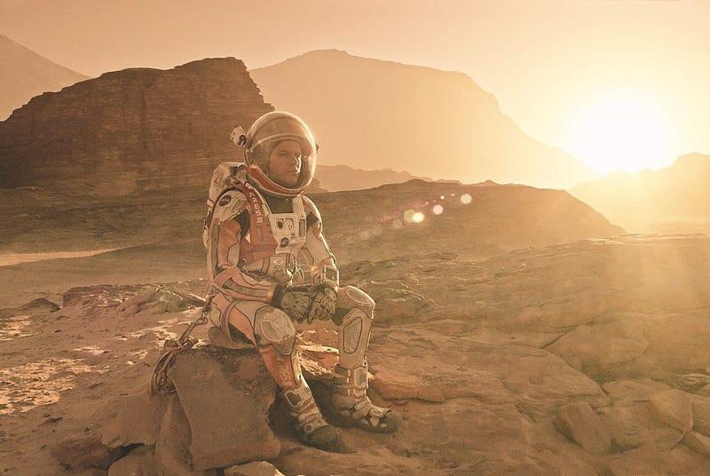 Más problemas para los viajes a Marte: los astronautas tienen el doble de posibilidad de enfermarse de cáncer