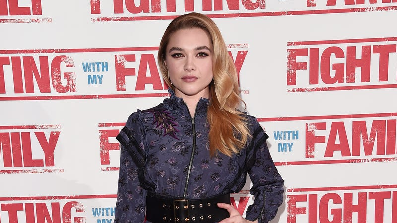 Illustration for article titled Florence Pugh in talks to play an evil spy/assassin in the Black Widow solo movie