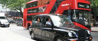 Illustration for article titled Uber anuncia UberTaxi en mitad de la huelga de taxistas europeos