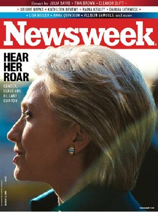 Illustration for article titled Formidable Females Weigh In On Hillary, Women In New Newsweek