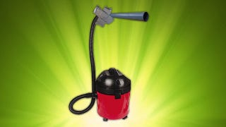Illustration for article titled Extend Your Vacuum with PVC Pipe and Duct Tape to Clean Hard-to-Reach Places