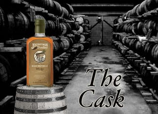 Illustration for article titled The Cask Double Feature Day: Journeyman Distillery Buggy Whip Wheat Whiskey