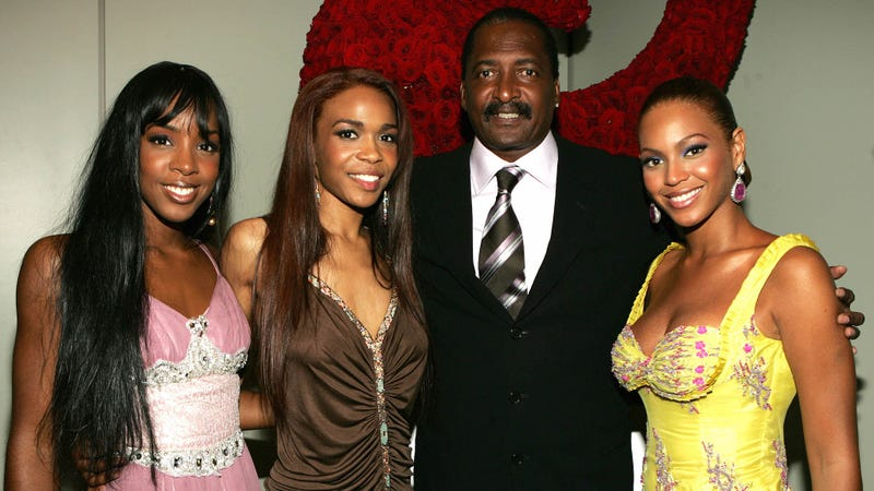 Illustration for article titled Mathew Knowles Is Hoping for a Destiny's Child Album, Tour, Biopic, Book and TV Series